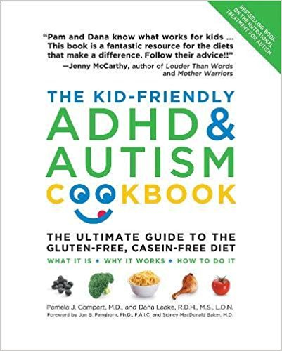 ADHD Autism Cookbook